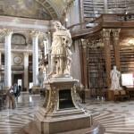 Der Prunksaal der ÖNB ist eine Attraktion in Wien - das Erinnerungs-Projekt eine andere