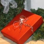 Weihnachtsgeschenke – bitte nachhaltig