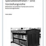 Spezialbibliotheken als E-Book