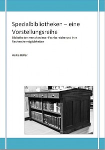 Cover E-Book Spezialbibliotheken
