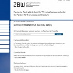 Spezialbibliotheken – heute ZBW zum 2. Mal