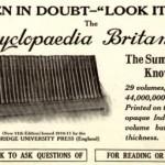 Nachrichten von vor 100 Jahren – aera magazin