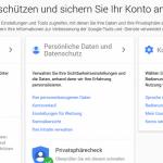 Google weiß alles über mich – was kann ich tun?