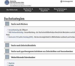 ZB Sport Recherchehilfe