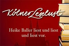 Bildnachweis Kölner Leselust