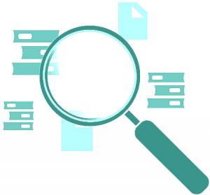 Suchmaschinen Symbolbild zu Beitrag über den Befehl site: