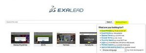 Exalead Suchmaschinen-Alternativen in Europa