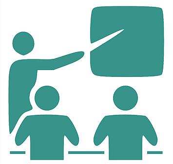 Recherche lehren Symbolbild Unterrichtssituation