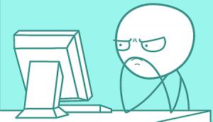 Monitoring per Literaturrecherche frustrierter PC-Nutzer