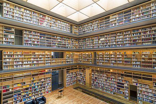 Das Studienzentrum der Herzogin-Anna-Amalia-Bibliothek