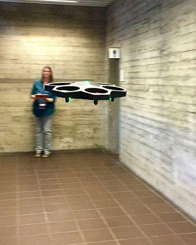 +future19 und Drohnen-Rallye. Ich hatte viel Spaß .